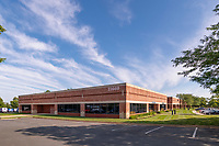 Exterior image of Loudoun Tech Center in Sterling VA by Jeffrey Sauers of CPI Productions