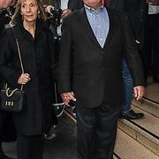 Harvey Goldsmith Arrivals at Man of La Mancha, at London Coliseum on 30 April 2019, London, UK.