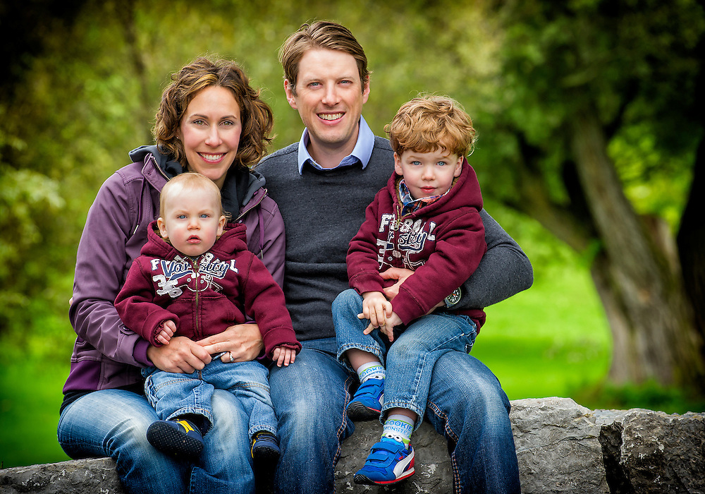 Family photo session with the Labelle-Mannings at the Arboretum, September 14, 2014.