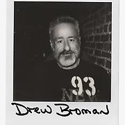 Farewell to New York: Drew Broman