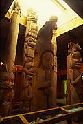 Totem Heritage Center, Ketchikan, Alaska<br />