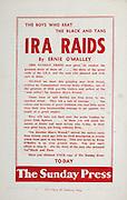 All Ireland Senior Hurling Championship Final,.Programme,.04.09.1955, 09.04.1955, 4th September 1955,.Galway 2-8, Wexford 3-13,.Minor Galway v Tipperary, .Senior Galway v Wexford,.Croke Park,..Advertisements, IRA Raids The Sunday Press,
