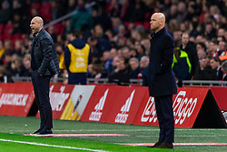 13-03-2019 NED: Ajax - PEC Zwolle, Amsterdam<br /> Ajax has booked an oppressive victory over PEC Zwolle without entertaining the public 2-1 / Coach Jaap Stam of PEC Zwolle