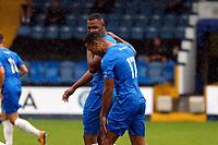 Alex Reid. Stockport County FC 1-0 Salford City FC. Pre Season Friendly. 25.8.20