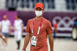Guerdat Steve, SUI<br /> Olympic Games Tokyo 2021<br /> © Hippo Foto - Dirk Caremans<br /> 07/08/2021