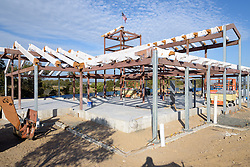 Meigs Point Nature Center at Hammonasset Beach State Park  <br /> Connecticut State Project No: BI-T-601<br /> Architect: Northeast Collaborative Architects  Contractor: Secondino & Son<br /> James R Anderson Photography New Haven CT photog.com<br /> Date of Photograph: 20 October 2015<br /> Camera View: 25