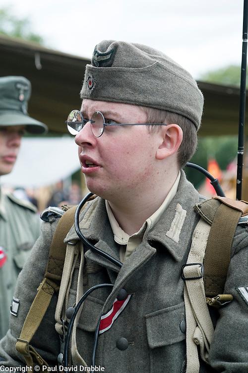 Hull Veterans Weekend Radio Ryan FM <br /> <br /> 25-26 July 2015<br />  Image © Paul David Drabble <br />  www.pauldaviddrabble.co.uk