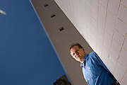 Belo Horizonte_MG, Brasil...Retrato de Joaquim Martino, diretor-geral da MMX...Portraif of Joaquim Martino, He is the general director of MMX...Foto: LEO DRUMOND / NITRO