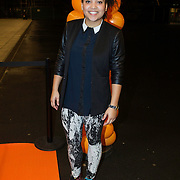 NLD/Amsterdam/20140205 - Uitreiking 100% NL Awards 2013, Julia van der Toorn