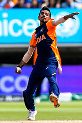 Yuzvendra Chahal of India - Mandatory by-line: Robbie Stephenson/JMP - 30/06/2019 - CRICKET - Edgbaston - Birmingham, England - England v India - ICC Cricket World Cup 2019 - Group Stage