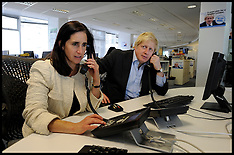 Boris and Marina at CCHQ 22-4-12