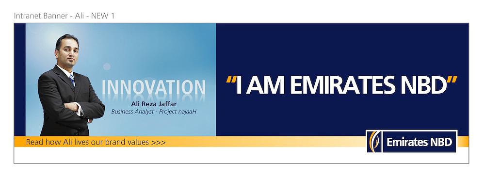 Emirates NBD campaign