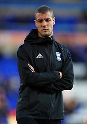 Birmingham City strength and conditioning coach Albert Altarriba-Bartes