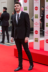 London, UK. 13th March, 2019. Alfie Deyes arrives at the London Palladium to attend the annual Prince's Trust Awards to be presented by HRH the Prince of Wales, President of the Prince's Trust. The Prince's Trust and TKMaxx & Homesense Awards recognise young people who have succeeded against the odds, improved their chances in life and had a positive impact on their local community.