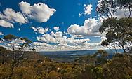 Mountains outside Sydney.