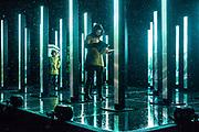 20150129 Gent Belgie: Lichtfestival Gent