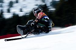 JONES Kimberly, CAN, Super Combined, 2013 IPC Alpine Skiing World Championships, La Molina, Spain