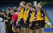 Wycombe. Buck's ENGLAND, Causeway Stadium.<br /> Zurich Premiership 11-11-2001<br /> London Wasps v Newcastle Falcons  [Mandatory Credit;Peter SPURRIER/Intersport Image]