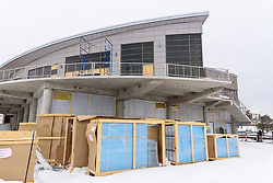 Boathouse at Canal Dock Phase II | State Project #92-570/92-674 Construction Progress Photo Documentation No. 18 on 8 January 2018. Image No. 10