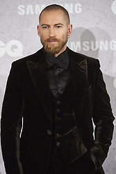 November 3, 2016 - Madrid, Madrid, Spain - Justin O'Shea attends the GQ 2016 Men of the Year Awards ceremony at the Palace Hotel on November 3, 2016 in Madrid, Spain. (Credit Image: © Jack Abuin via ZUMA Wire)