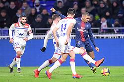February 3, 2019 - Lyon, France - 07 KYLIAN MBAPPE  (Credit Image: © Panoramic via ZUMA Press)