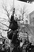ALIA SHARIEF , Womens's March on  Washington DC. 21 January 2017