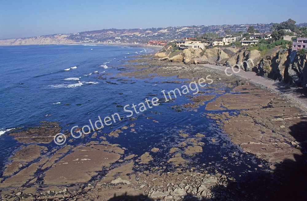 View of La Jolla Shores taken from the south.