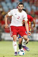 Georgia's Scha Lobjanidze during international friendly match. June 7,2016.(ALTERPHOTOS/Acero)