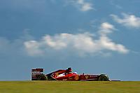 ALONSO FERNANDO (SPA) - FERRARI F14T - ACTION during the 2014 Formula One World Championship, Brazil Grand Prix from November 6th to 9th 2014 in Sao Paulo, Brazil. Photo Eric Vargiolu / DPPI.