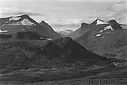 Sarek, Lappland, Sweden.