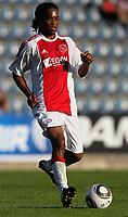 Fotball<br /> 08.07.2010<br /> Foto: Gepa/Digitalsport<br /> NORWAY ONLY<br /> <br /> Niederlaendische Eredivisie, Egyptian Premier League, AFC Ajax Amsterdam vs Al Ahly Cairo<br /> <br /> Bild zeigt Urby Emanuelson (Ajax).