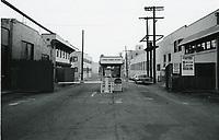 1972 Sunset Gower Studios