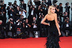 Renata Kuerten walks the red carpet ahead of the 'Downsizing' screening and Opening Ceremony during the 74th Venice Film Festival at Sala Grande on August 30, 2017 in Venice, Italy (Photo by Matteo Chinellato/NurPhoto/Sipa USA)