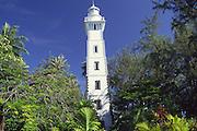 Pt. Venus Lighthouse, Tahiti, French polynesia<br />