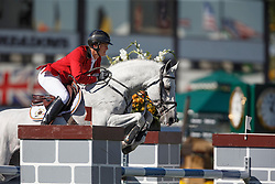 Philippaerts Olivier, (BEL), Cabrio vd Heffinck <br /> BMO Nations Cup<br /> Spruce Meadows Masters - Calgary 2015<br /> © Hippo Foto - Dirk Caremans<br /> 13/09/15