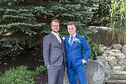 Jacinda & Jesse's Beautiful Summer Whistle Bear Wedding