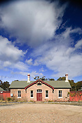 Disused Rail Station, Outback Australia