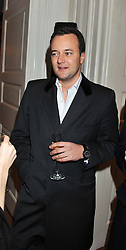 The MARQUESS OF BRISTOL at a party hosted by TLC to celebrate signing their 5000th member and Ralph Lauren to celebrate the opening of the first Ralph Lauren Rugby store in the UK at 43 King Street, Covent Garden, London on 30th November 2011.
