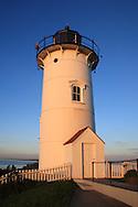 Nobska Point Light, Woods Hole, Cape Cod, Massachusetts