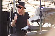 Photos of The Faint performing live for Billboard Hot 100 Music Festival at Nikon at Jones Beach Theatre in Wantagh, NY. August 22, 2015. Copyright © 2015. Matthew Eisman. All Rights Reserved