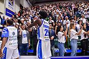 Rashawn Thomas<br /> Banco di Sardegna Dinamo Sassari - Happy Casa Brindisi<br /> LBA Serie A Postemobile 2018-2019 Playoff Quarti di Finale Gara2<br /> Sassari, 20/05/2019<br /> Foto L.Canu / Ciamillo-Castoria