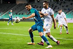 Haris Vuckic of Slovenia during friendly match between national teens of Slovenia and San Marino, October 7, 2020 in Stadium Stozice, Ljubljana, Slovenia. Photo by Grega Valancic / Sportida