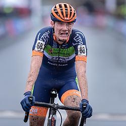 12-01-2020: Wielrennen: NK Veldrijden: Rucphen<br />Danny van Lierop