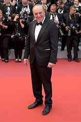 Dario Argento attending the opening ceremony and premiere of The Dead Don't Die, during the 72nd Cannes Film Festival.