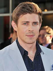 """Chris Lowell arrives at Netflix's """"Glow"""" Los Angeles Premiere held at the Arclight Cinerama Dome in Los Angeles, CA on Wednesday, June 21, 2017.  (Photo By Sthanlee B. Mirador) *** Please Use Credit from Credit Field ***"""