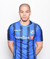 Fotball , Eliteserien 2017 , portrett , portretter ,  Stabæk<br /> Ahmed El Amrani