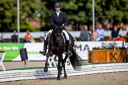 Moreira Joao Pedro, POR, Fuerst Kennedy<br /> World Championship Young Horses Verden 2021<br /> © Hippo Foto - Dirk Caremans<br /> 25/08/2021