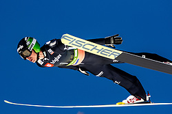 Jaka Hvala (SLO) during the Trial Round of the Ski Flying Hill Individual Competition at Day 1 of FIS Ski Jumping World Cup Final 2019, on March 21, 2019 in Planica, Slovenia. Photo by Matic Ritonja / Sportida