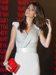 """SpainOUT>>>Nagore Aramburu attends """"Man of the Year"""" award 2012 by Vanity Fair magazine at Italian Embassy on September 17, 2012 in Madrid, Spain. Photo by Belen Diaz / DyD Fotografos / i-images"""