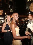 Ms. Tanzania, Flaviana Matata at The Life Project for Africa Benefit for the NJIA Health Center in Tanzania, Africa and held at Ben and Jack's Restaurant on November 10, 2009 in New York City